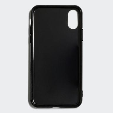 Funda iPhone X Adicolor Snap Negro Originals