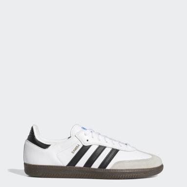 Men Originals White Samba ADV Shoes