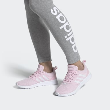 Women Sport Inspired Pink QT Racer 2.0 Shoes
