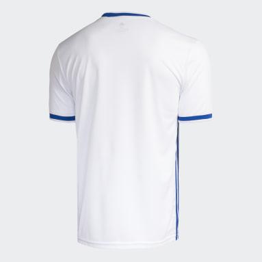 Camisa Cruzeiro 2 Branco Homem Futebol