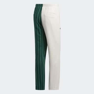 Pantalon FA Blocked Vert Hommes Originals