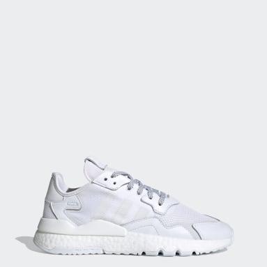 Mænd Originals Hvid Nite Jogger sko