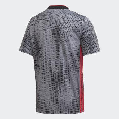 Maillot Benfica Extérieur Noir Garçons Football