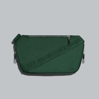 Cangurera Oversize Verde Originals