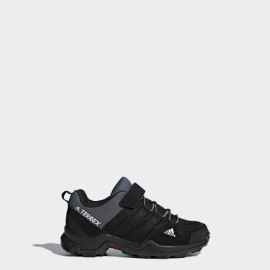 Sapatos de Caminhada AX2R CF TERREX Preto Criança TERREX