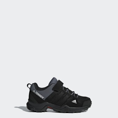 Zapatillas de Senderismo AX2R CF (UNISEX) Negro Niño TERREX