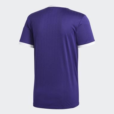 Jersey Tabela 18 Violeta Hombre Fútbol