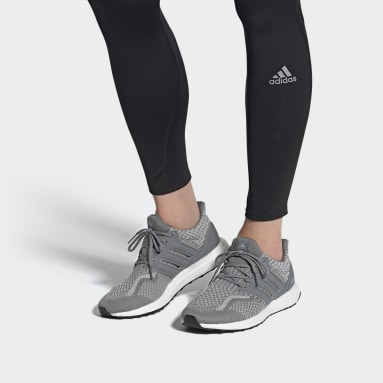 Men's Running Grey Ultraboost 5.0 DNA Shoes