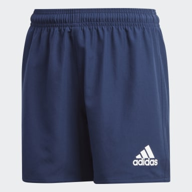 Youth 8-16 Years Gym & Training Blue Team GB Rugby Shorts