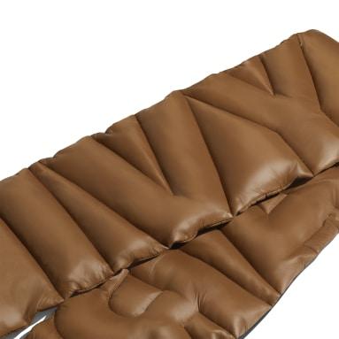 коричневый Шарф Padded