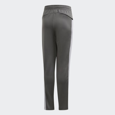 Pantalon Football-Inspired X AEROREADY Gris Garçons Fitness Et Training