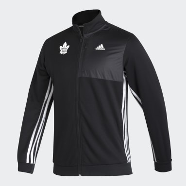 Men Hockey Multi Toronto Maple Leafs Transitional Track Jacket