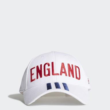 белый Бейсболка Англия