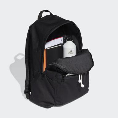 Training Black Classic Fabric Backpack