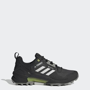 Zapatillas de Senderismo Terrex Swift R3 GORE-TEX Negro Hombre TERREX