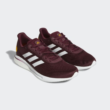 Running Red Sun Devils Supernova Shoes