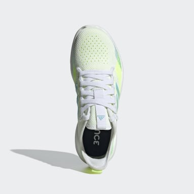 Women's Running White Fluidflow 2.0 Shoes