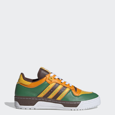 Chaussure Rivalry Human Made vert Originals