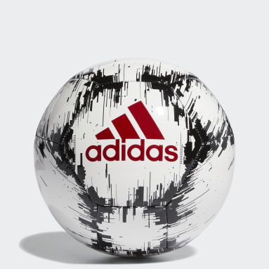 Ballon adidas Glider 2 Blanc Hommes Football