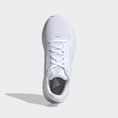 Çocuklar Koşu Beyaz Runfalcon 2.0 Ayakkabı