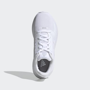 Kids Running White Runfalcon 2.0 Shoes