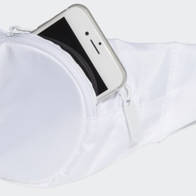 Originals Essential Bauchtasche Weiß
