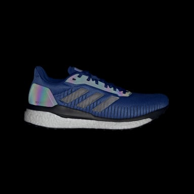 Tenis Solar Drive 19 Azul Hombre Running