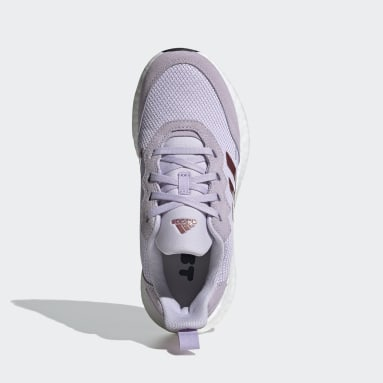 Youth Running Purple RapidaLux Shoes
