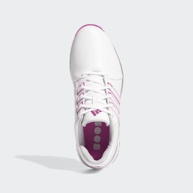 Kvinder Golf Hvid TOUR360 XT-SL Spikeless golfsko