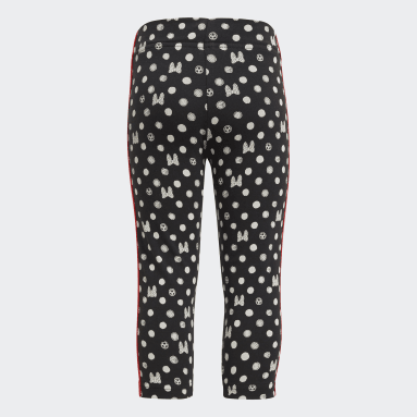 Girls Lifestyle Black adidas x Disney Tights