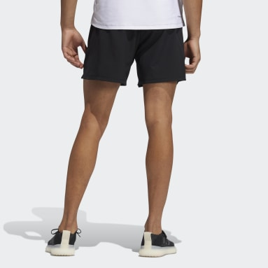 Shorts AEROREADY Flow Motion Preto Homem Training