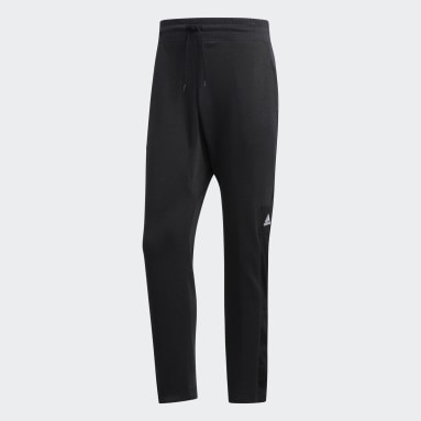 Basketball Black Cross-Up 365 Pants