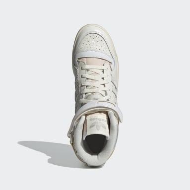 Sapatos Forum 84 High Cinzento Homem Originals