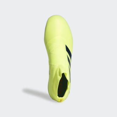желтый Футбольные бутсы NEMEZIZ 18+ SG