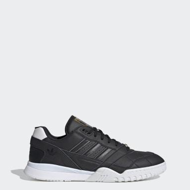 Women Originals Black A.R. Trainer Shoes