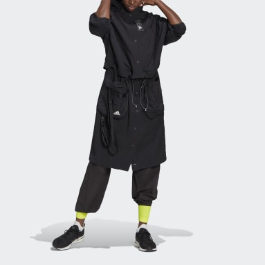 adidas Sportswear Three-in-One Parkas Svart