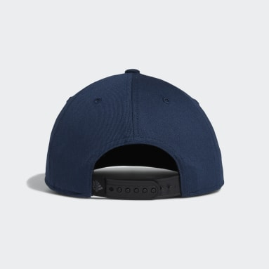 Boys Golf Hvid Flat-Brim kasket