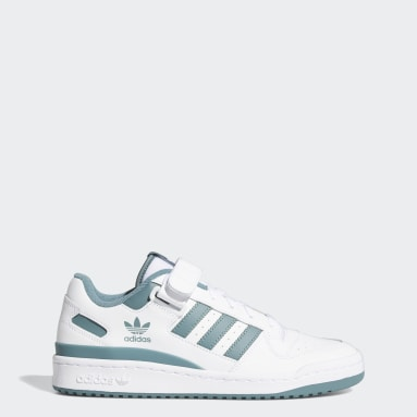 Tenis Forum Low Blanco Hombre Originals