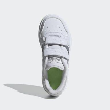 Barn Basket Grå VS Hoops 2.0 Shoes
