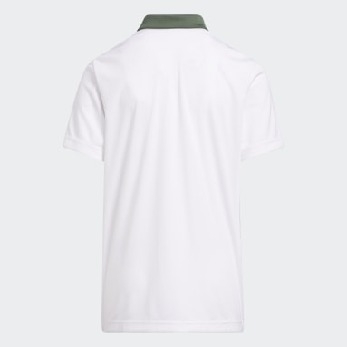 Printed Poloskjorte Grønn