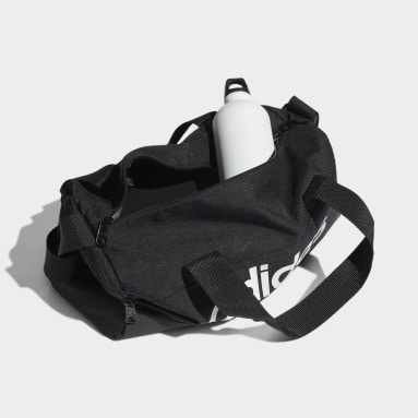 Sportswear Sort Essentials Logo sportstaske, extra small