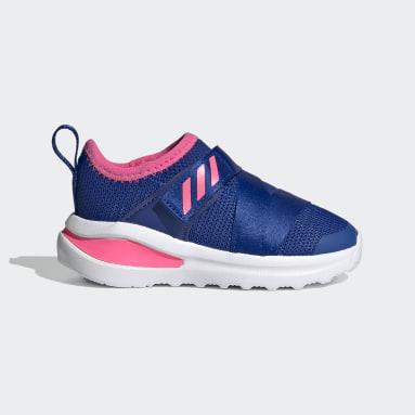 Kinderen Hardlopen Blauw FortaRun X Schoenen