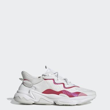 Frauen Originals OZWEEGO Schuh Weiß