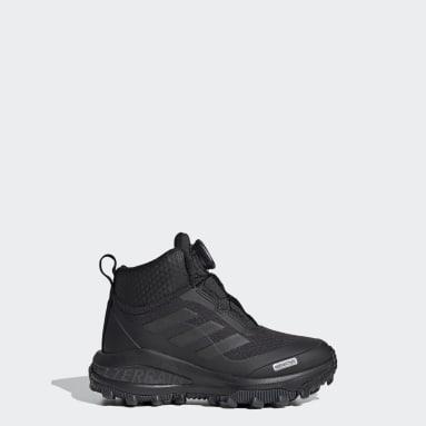 Chaussure Fortarun Running/Hiking 2020 Noir Enfants Sports D'hiver