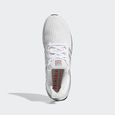 Men's Running White Ultraboost 4.0 DNA Shoes