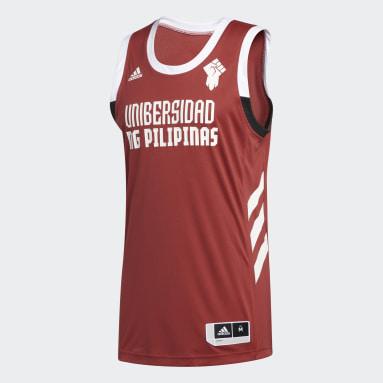 Men Basketball Red FM Jersey