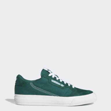 Zapatillas Continental Vulc Verde Hombre Originals