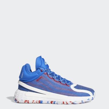 บาสเกตบอล สีน้ำเงิน รองเท้า D Rose 11