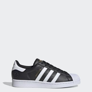 Men Originals Black Superstar Vegan Shoes