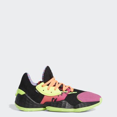 Men Basketball Black Harden Vol. 4 Shoes